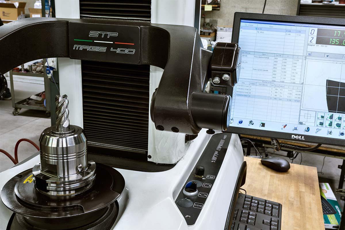 Re-Metal Tools produzione frese e utensili Shatter